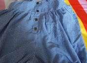conjunto macacão e blusa 12m