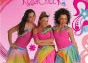Banda brasileira rosachock