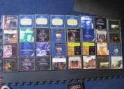 Lote de 81 cd - coleccao de musica classica e jazz