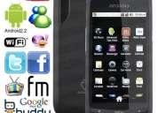 Smartphone android v2.2  dual sim phone wifi tv fm