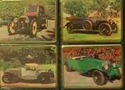 Calendários carros vintage