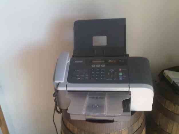 Vendo Telefone/Fax/Impressora/Scaner Brother MFC 3360C