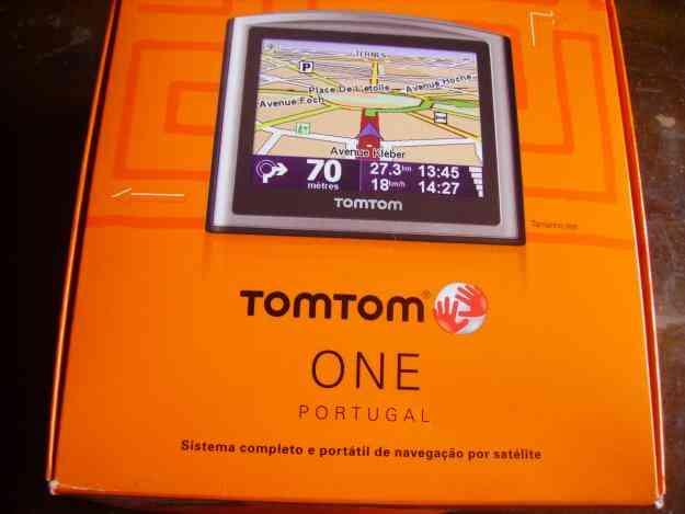 GPS Tom Tom One