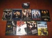 conjunto de 3 filmes em dvd