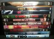 Lote de 10 filmes em dvd originais