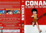 Conan...o rapaz do futuro......coleçao