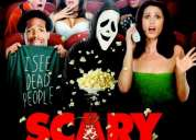 Vendo filme original - scary movie 1
