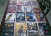 15 dvd originais ainda dentro do plástico