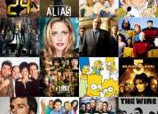 Series de tv, coleções  e filmes