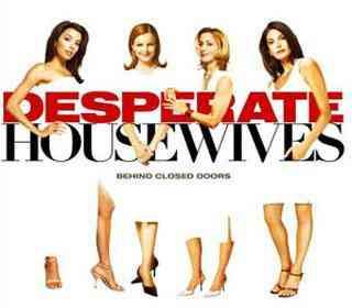 Donas de Casa Desesperadas Temporadas 2,3,4,5,6, e 7
