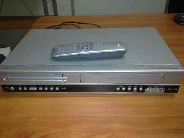 DVD/VCR Player Philips (Modelo: PVP3350V/01)