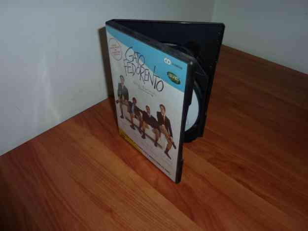 Vendo DVD - Gato Fedorento : Série Fonseca