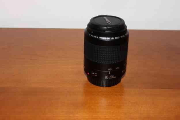 Objectiva Canon 80-200mm