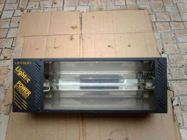 STROBE - LIGHT C POWER STROBE LS 1500