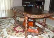 Mesa de sala de estar