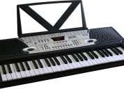 Orgão, piano, sintetizador novo com garantia, distribuidor oficial
