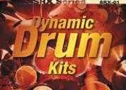 Compro placa srx-01 drums kits para roland g70