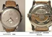 Relógio tissot edição limitada - novo