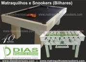 Bilhares - snookers - matraquilhos - www.lojadosmatraquilhos.com