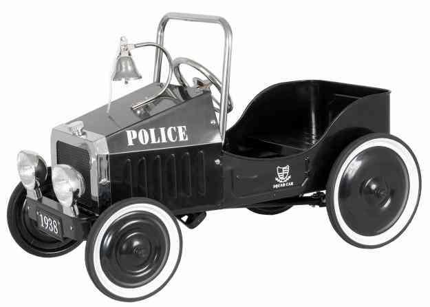 Carrinho de Pedais Modelo Policia 1938