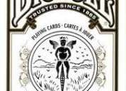 Baralho de cartas bicycle limited edition