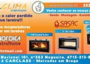 Venda de recuperadores de calor