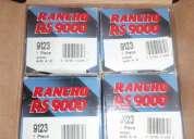 ## vendo amortecedores rancho rs 9000 -  novos ##