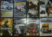 Vendo 8 jogos originais para pc