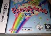 Nintendo ds bust a move (puzzle bobble)