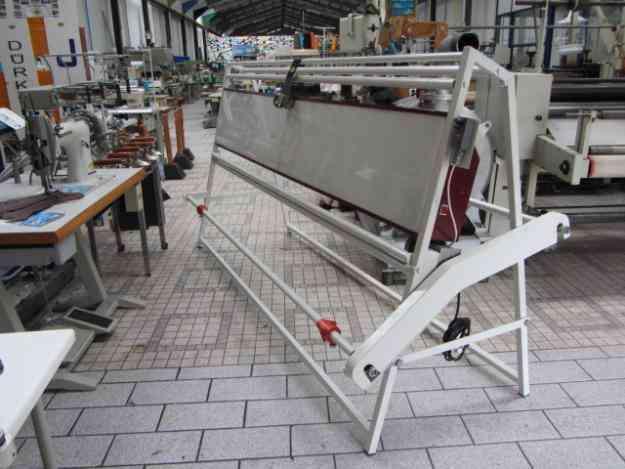 Maquinas de costura - revistadora tecidos / malhas com contador de metros