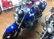 Hornet azul