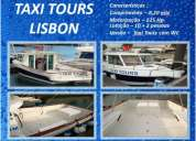 Taxi tours _ taxi boat