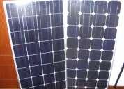 Painel solar 80w 12 v para autocaravana casa furgÃo 160€