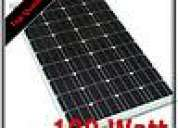 Painel solar 100w 160€