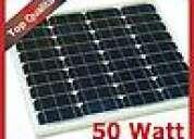 Paineis solares monocristalna 50w 120€