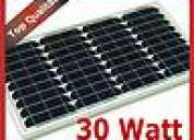 Painel solar monocritalina 30w 80€