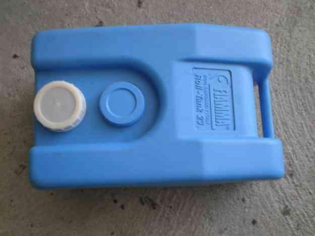 Dep.Agua c/Rodas 23 Lts »»»»»»»»»»LUSOCAMPING
