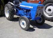tractor agricola ford 2000