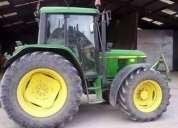 Tractor john deere 6410 50k año 2004. frente vinculación