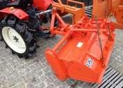 Vendo tractor usado mitsubishi m1803 com fresa