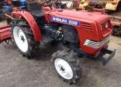 tractor agricola shibaura sd1540d com fresa