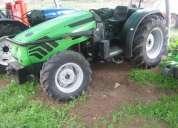 trator deutz agrolux 80f - 2005