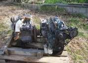 Motor kubota e motor mitsubishi para mini giratória