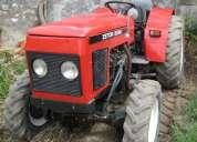Tractor com tracção 55 cavalos