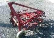 Vibrocultor para tractor