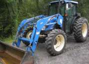 Trator 2002 new holland tm5