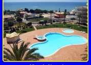 Albufeira,t1 frente mar, 200mt da praia s. lourenço, galé, desde 20,0€/noite