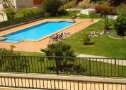 Albufeira t1 para fÉrias em familia.  condominio c/piscina e jardim