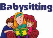 Serviço de babysitting