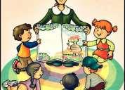 A confiança de saber que as suas crianças ficam bem entregues!